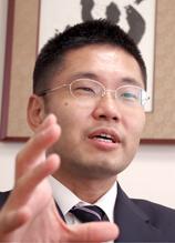 西尾有司先生の写真